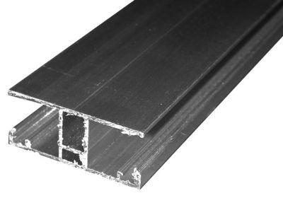 profil h pour plaque de polycarbonate l 4 m castorama. Black Bedroom Furniture Sets. Home Design Ideas