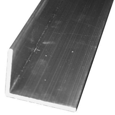 corni re aluminium brut l 3 m castorama. Black Bedroom Furniture Sets. Home Design Ideas