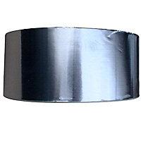 Ruban adhésif aluminium plein L.10 m