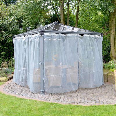 moustiquaire pour tonnelle x2 castorama. Black Bedroom Furniture Sets. Home Design Ideas