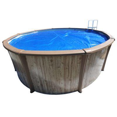 Bâche à bulles JM BACHES pour piscine 5 x 3m