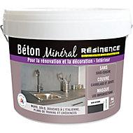 Béton minéral Résinence noir intense 6kg