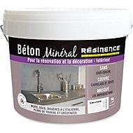 Béton minéral Résinence blanc 6kg