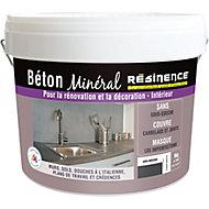 Béton minéral Résinence gris ardoise 6kg