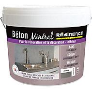 Béton minéral Résinence gris taupe 6kg