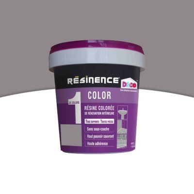 Résine Multisupports Resinence Color Urbain Satin 0,25L | Castorama.