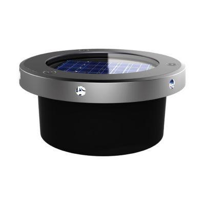 2 spots extérieurs à encastrer solaires SO544-2 LED