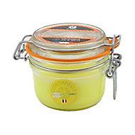 Bougie bocal petit modèle citronnelle