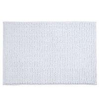 Tapis de bain blanc 40 x 60 cm