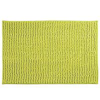 Tapis de bain vert 40 x 60 cm