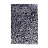 Tapis Cocoon bleu gris 100 x 150 cm