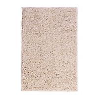 Tapis Polux crème 60 x 90 cm