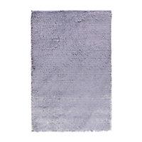 Tapis Cocoon gris 60 x 90 cm