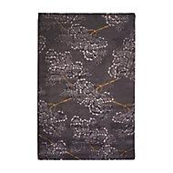 Tapis Nipon anthracite 150 x 200 cm