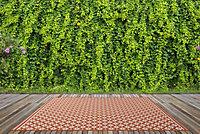 Tapis Summer orange 133 x 180 cm