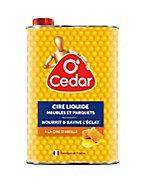 Cire liquide parquet enrichie à la cire d'abeille 750 ml