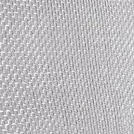 Moustiquaire de porte enroulable en alu blanc Kocoon 140 x h.230 cm