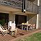 Lame de terrasse compoSite WPCP chocolat L.260 x l.14,6 cm