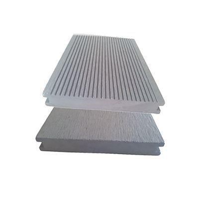 Lame De Terrasse Composite Wpcp Gris Clair L 260 X L 14 6 Cm Castorama