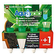 Aquasolo M vert 20cl, x 3 +1