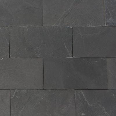 Plaquette de parement carius noire vendue au carton for Plaquette de parement exterieur castorama