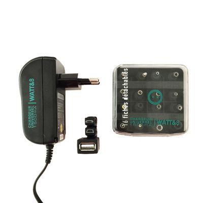chargeur batterie castorama