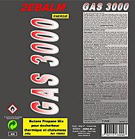 Cartouche de gaz de rechange 600ml
