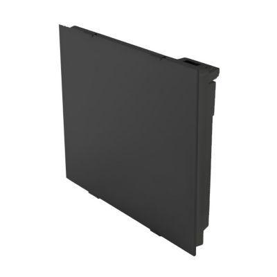 Panneau rayonnant GLASSII Noir 1500W