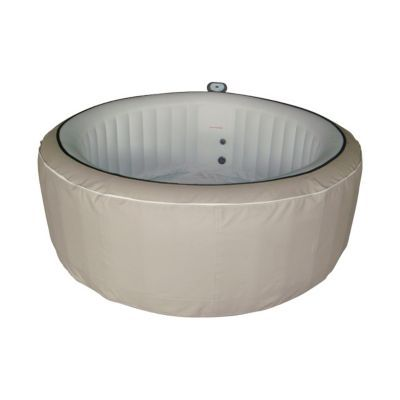 Spa gonflable be spa sirah 4 places castorama - Piscine gonflable castorama ...