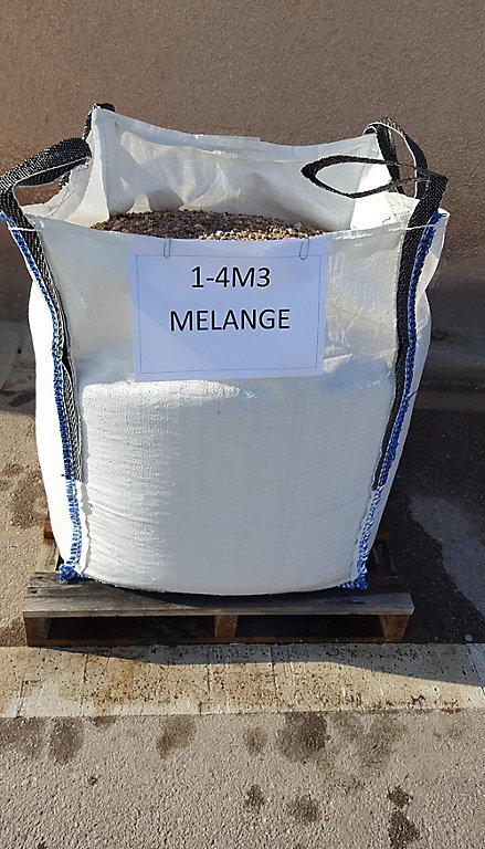 Big Bag 1 4m3 Melange A Beton Castorama
