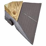 4 angles épicéa pour lame de terrasse Xtiles Crossover