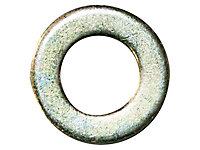 4 rondelles bichromaté pour gond Afbat Ø16 mm