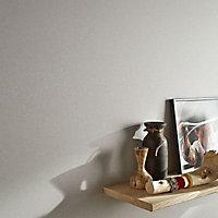 Papier peint expansé sur intissé AS Création Paillette uni taupe