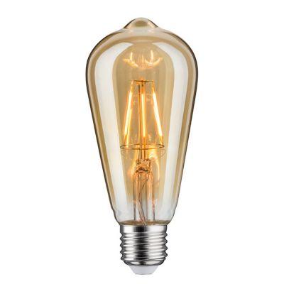 Ampoule Led E27 Edison Vintage 4w 25w Blanc Chaud Castorama