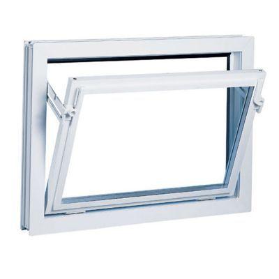 Abattant pvc 1 vantail blanc 60 x cm castorama for Castorama wc a poser