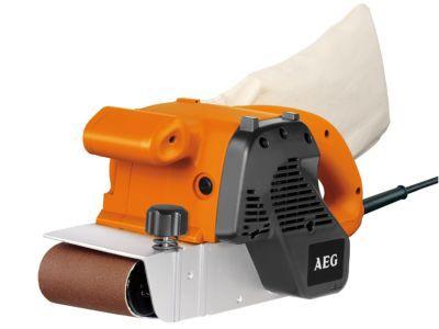 ponceuse bande aegpower tools bbse1100 1100w castorama. Black Bedroom Furniture Sets. Home Design Ideas