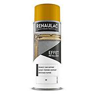Aérosol effet métallisé int. or 400 ml