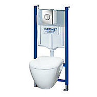 Pack WC Grohe Solido Perfect