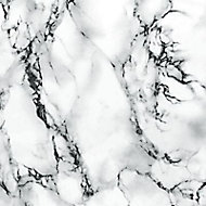 Adhésif marbre gris 2 x 0,45 m