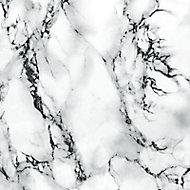 Adhésif marbre gris 2 x 0,675 m