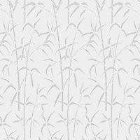 Adhésif vitrostatique bambou 1,5 x 0,45 m