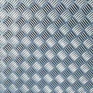 Adhésif métallique Riffel brillant 2 x 0,675 m