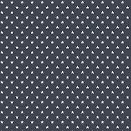 Adhésif Rouleau Stars gris 2 x 0,45 m