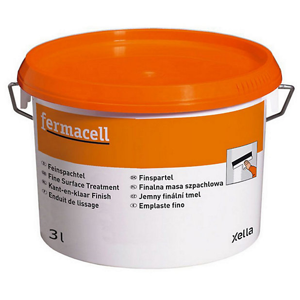 Enduit De Lissage Fermacell 3 6 Kg Castorama