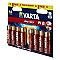 8 piles alcaline AA - LR6 VARTA Super Premium