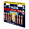 8 piles alcaline AAA - LR03 VARTA Super Premium
