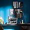 Cadre photo aluminium noir Accent 30 x 30 cm