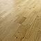 Parquet contrecollé décor chêne naturel 3 frises 1ER PRIX 109 x 18 cm
