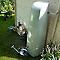 Récupérateur d'eau mural Garantia Élégance sable 400L