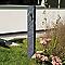 Fontaine Granit gris foncé